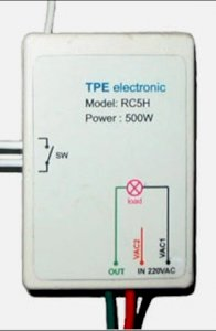 TPE electronic RC5H