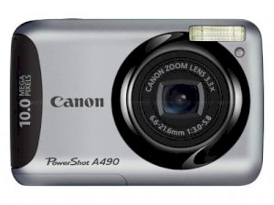 Canon PowerShot A490 - Mỹ / Canada