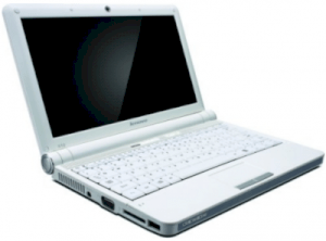 Lenovo IdeaPad S10 (White) (Intel Atom N270 1.6Ghz, 512MB RAM, 80GB HDD, VGA Intel GMA 950, 10.2 inch, Windows XP Home)