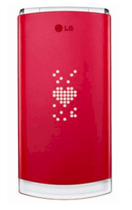 LG Lollipop GD580 Red
