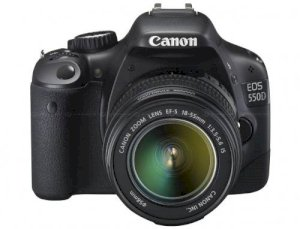Canon EOS 550D (Rebel T2i / EOS Kiss X4) (EF-S 18-55mm F3.5-5.6 IS) Lens Kit