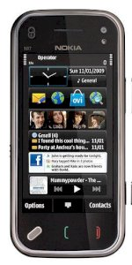 Nokia N97 Mini Oakley edition