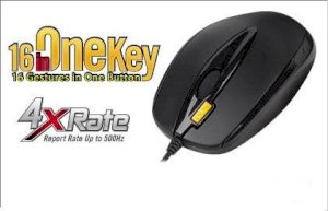 A4tech Optical Mouse K4-3D