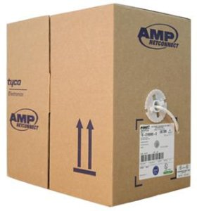 Cable mạng AMP Cat5 - 0518