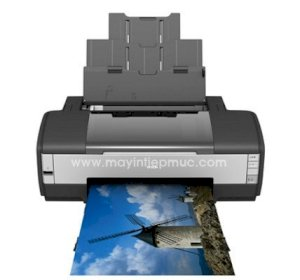 Epson Stylus Photo 1400 - Gắn mực Sublimation