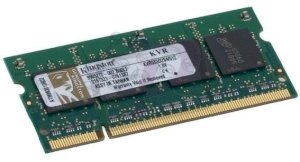 Kingston DDR2 1G bus 800MHz Pc6400 for Notebook