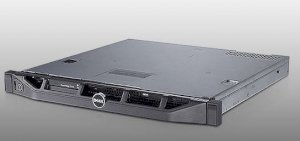 Dell PowerEdge R210 - 540 ( Intel Dual Core i3-540 3.06GHz, RAM 2GB, HDD 250GB, Raid 0,1, 250W )