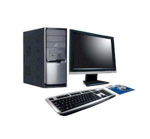 ĐÔNG NAM Á PC08 ( Intel Pentium Dual core E5200 2.5GHz, RAM 1GB, HDD 80GB, VGA Intel GMA 3100, BENQ LCD 15 inch cũ, PC DOS)