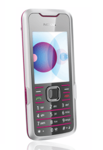 Nokia 7210 Supernova Bubble Gum Pink