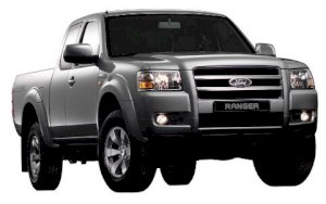 Ford New Ranger 2.5 MT  2010