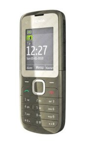 Nokia C2-00 Dynamic Gray