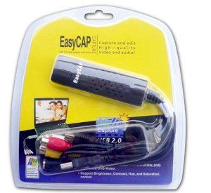 USB 2.0 Easy Capture (DF-U20CAP)