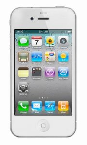 Apple iPhone 4 16GB White (Lock Version)