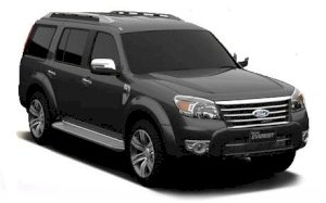 Ford Everest XLT(4x2) 2.5 MT 2010