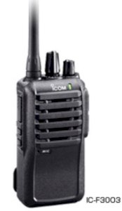 Icom IC-F3003 (BP264)