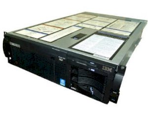 IBM X360 (4x Intel Xeon MP 2.80GHz, 4GB RAM, 2x 73GB, Raid (0, 00, 1, 1E, 1E0, 5, 50, 5E, 10) )
