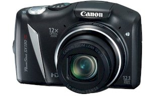 Canon PowerShot SX130 IS - Mỹ / Canada