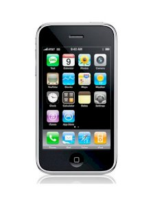 Apple iPhone 3G S (3GS) 8GB Black (Bản quốc tế)