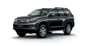 Toyota LandCruiser Prado TXL 2.7 AT 2010