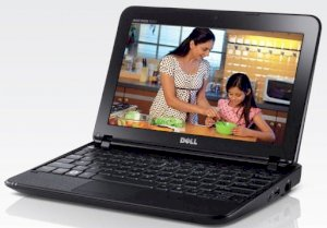 Dell Inspiron Mini 1018 (Intel Atom N455 1.66GHz, 1GB RAM, 160GB HDD, VGA Intel GMA 3150, 10.1 inch, Windows 7 Starter 32 bit)