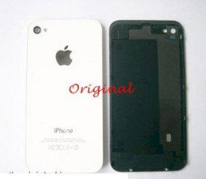 Vỏ iPhone 4 Original White
