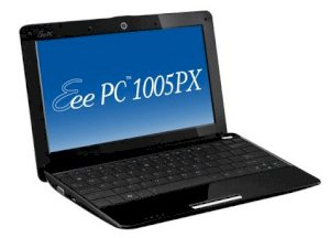 Asus Eee PC 1005PX (Intel Atom N450 1.66GHz, 1GB RAM, 320GB HDD, VGA Intel GMA 3150, 10.1 inch, PC DOS)