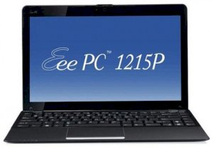 Asus Eee PC 1215P (Intel Atom N550 1.5GHz, 2GB RAM, 250GB HDD, VGA Intel GMA 3150, 12.1 inch, Windows 7 Professional 32 bit)