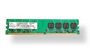 G.Skill (F3-10666CL9S-2GBNT) - DDR3 - 2GB (2x1GB) - bus 1333MHz - PC3 10600 kit