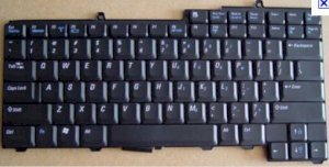 Keyboard DELL Latitude D520