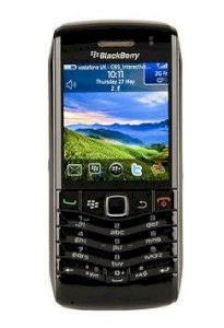 BlackBerry Pearl 3G 9105 Piano Black