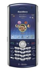 BlackBerry Pearl 8100 Blue