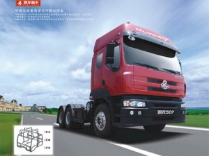 DongFeng - Balong 507 - 6x4 Tractor LZ4250QDC
