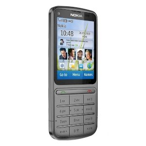 Nokia C3-01 Touch and Type Warm grey