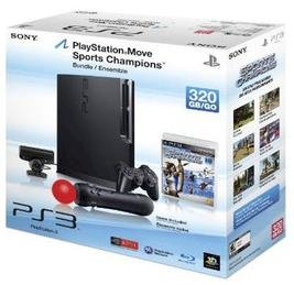 PS3  Move Console Bundle 320GB