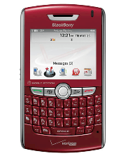 Blackberry 8830 Red