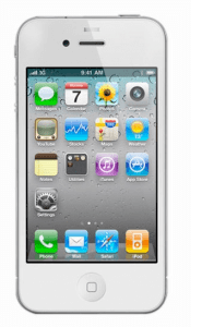 Apple iPhone 4 CDMA 32GB White