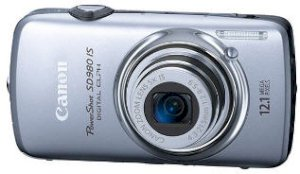 Canon PowerShot SD980 IS (Digital IXUS 200 IS / IXY DIGITAL 930 IS) - Mỹ / Canada