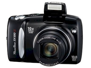 Canon PowerShot SX120 IS - Mỹ / Canada