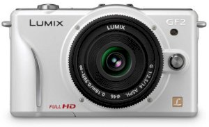 Panasonic Lumix DMC-GF2K (14-42mm Zoom) Lens Kit