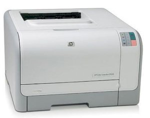 HP Color LaserJet CP1215 Printer (CC376A)