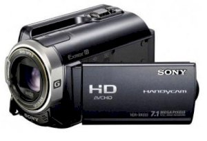 Sony Handycam HDR-XR350E