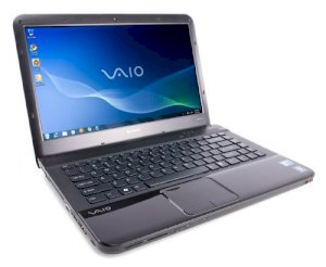 Sony Vaio VPC-EA3UFX/BJC (Intel Core i3-370M 2.4GHz, 4GB RAM, 500GB HDD, VGA Intel HD Graphics, 14 inch, Windows 7 Home Premium 64 bit)