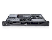 Dell PowerEdge R210 1U Rack (Intel Core processor I3-540 3.06GHz, RAM 2GB, HDD 250GB, 250w)