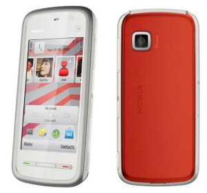Nokia 5230 XpressMusic Red