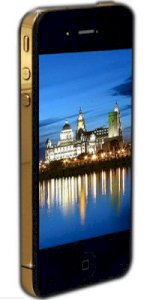 Goldstriker Apple iPhone 4G Gold Edition
