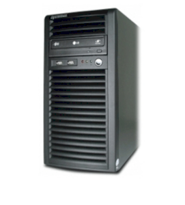 Systemax i5 VLS Foundation Server (Intel Core i5 650 3.2GHz, RAM 8GB, HDD 3x500GB RAID 5)