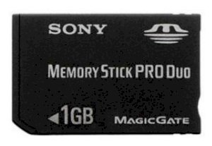 Sony MS Pro Duo 1GB