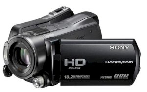 Sony Handycam Camcorder HDR-SR12