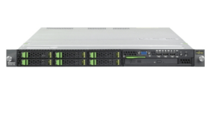 "Fujitsu PRIMERGY RX200 S6 R2006SC120US 1U Rackmount Server (2x Intel Xeon E5640 2.66GHz, 12GB DDR3 ECC, DVDRW, 6x 2.5"" Hot-Swap Bays, No OS)"