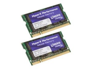 Kingston HyperX 2G bus 800MHz